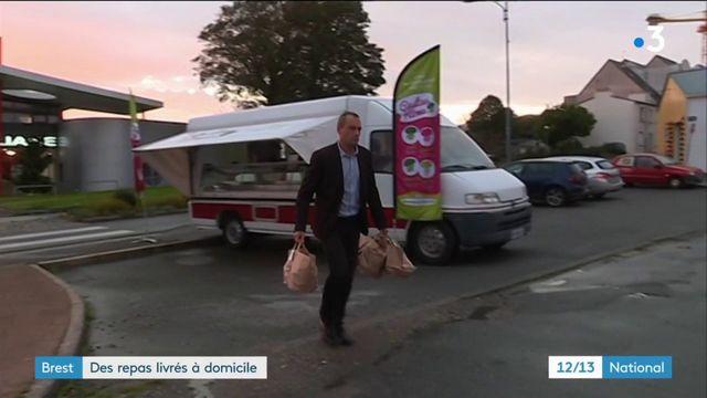 Finistère : un service de livraison collaboratif de repas