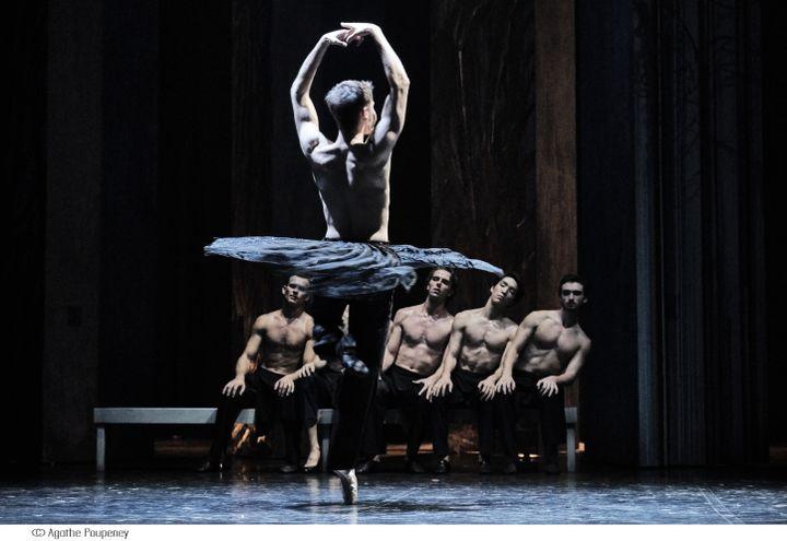 Danser Chostakovitch, Tachaïkovski... (AGATHE POUPENEY / DIVERGENCE)