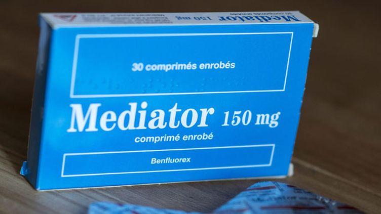 (Le Mediator a été interdit dans le commerce suite à de nombreuses plaintes © Maxppp)
