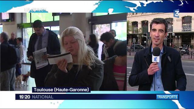 Grève des transports : la ville de Toulouse, très touchée par le mouvement