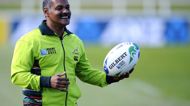 L'ancien sélectionneur sud-africain Peter De Villiers (STEPHANE DE SAKUTIN / AFP)