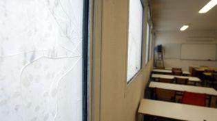 Un professeur de mathématiques a été autorisé à exercer en France après avoir été condamné pour des faits de pédophilie en Grande-Bretagne (illustration).  (DOMINIQUE FAGET / AFP)