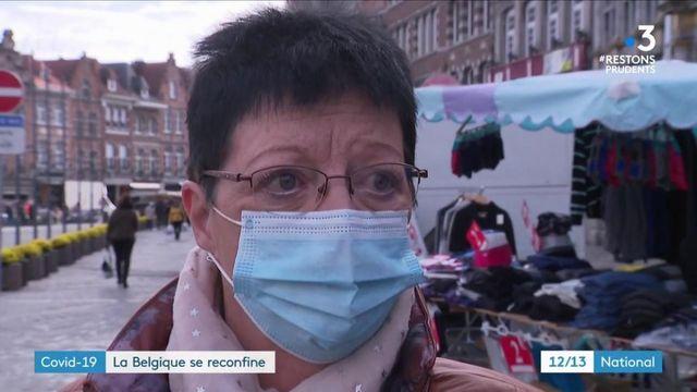 Belgique : le pays se reconfine pour six semaines