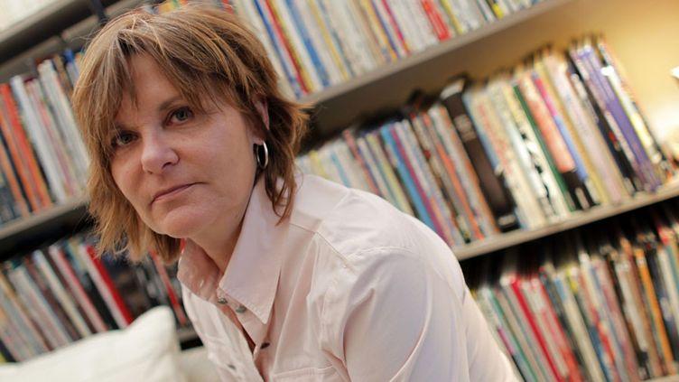 Sylvie Uderzo (juin 2013)  (Lejeune / Le Parisien / PhotoPQR / MAXPPP)