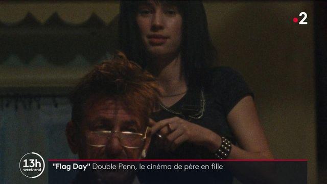 Cinéma : la star américaine Sean Penn invite sa fille dans Flag Day, son nouveau film