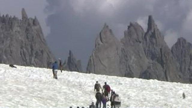 La France et l'Italie s'opposent sur les frontières du Mont-Blanc