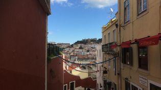 Dans les rues de Lisbonne (DR)