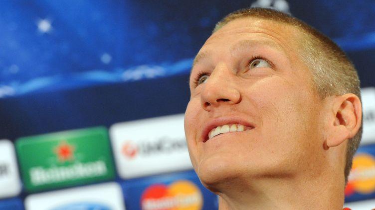 Bastian Schweinsteiger rejoint la Premier League (ANDREAS GEBERT / DPA)