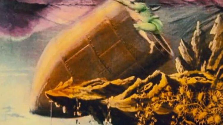 Le voyage dans la Lune de Méliès, sur une B.O. de Air  (Fondation Groupama Gan)