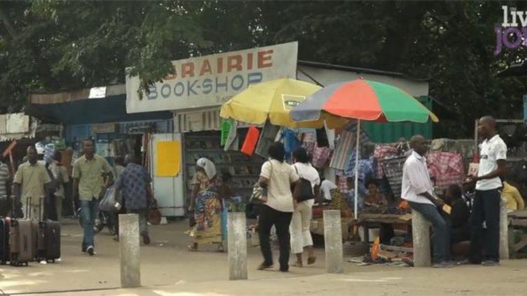 Brazzaville, février 2013  (Un Livre, Un Jour )