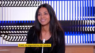 Tatiana Brillant (FRANCEINFO)