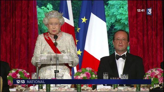 Elizabeth II et la France : une longue histoire d'amour