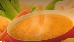Une femme a été contaminée par le botulisme après avoir consommé une soupe périmée. (CAPTURE ECRAN FRANCE 2)