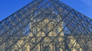 Le musée du Louvre et la pyramide  (AFP / Cosmo Condina)