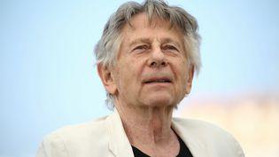 Des associations féministes demandent la déprogrammation d'un hommage à Roman Polanski, ici au Festival de Cannes 2017, prévu à la Cinémathèque à Paris. (MAXPPP)