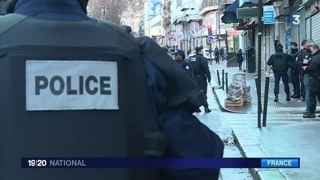 Attaque d'un commissariat à Paris : un quartier sous le choc