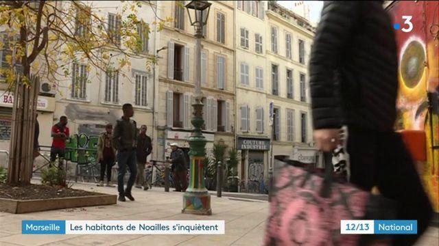 Marseille : dans le quartier de Noailles, la peur de nouveaux effondrements