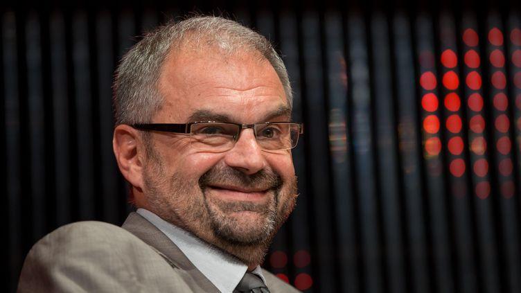 François Chérèque assiste au50e anniversaire de la CFDT à Paris, le 5 novembre 2014; (ROMUALD MEIGNEUX / SIPA)