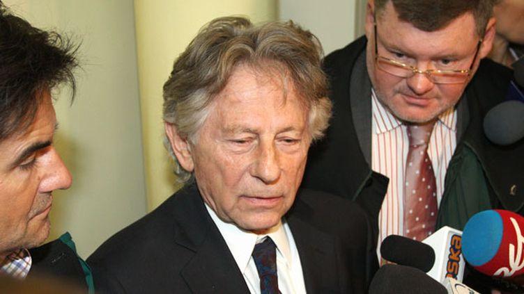 (Roman Polanski a reconnu avoir eu une relation sexuelle avec une mineure de 13 ans en 1977 © MaxPPP)