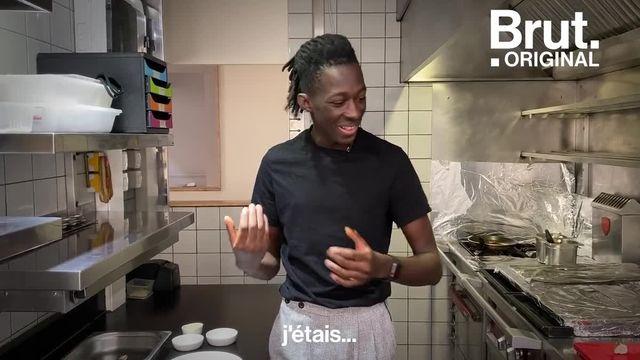 De Dragon Ball Z aux odeurs des épices sur les marchés au Mali, ce plat, c'est l'histoire de sa vie. Le chef Mory Sacko raconte son poulet yassa.