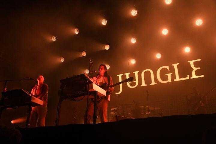 Jungle à Rock en Seine le samedi 24 aout (Nathalie Guyon)