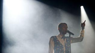 Stromae, ici aux Eurockéennes de Belfort de 2011  (SEBASTIEN BOZON / AFP)