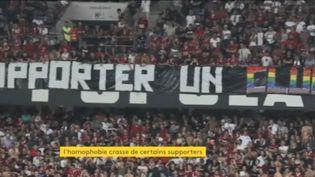 Homophobie dans le football (FRANCEINFO)