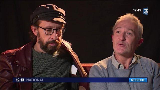 Musique : l'album hommage à Michel Delpech