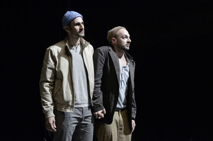 Saïd et Omar deux copains inséparables  (Eric Didym)