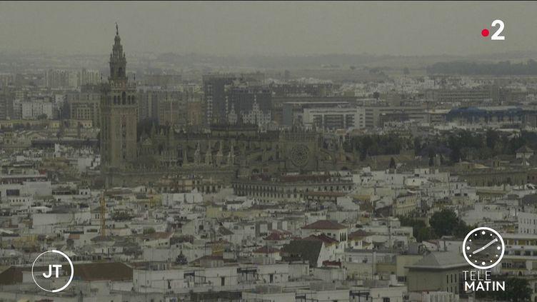 La ville de Séville en Espagne. (France 2)