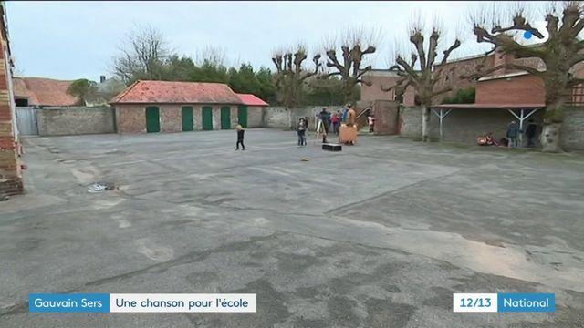 Somme : Gauvain Sers se mobilise pour la réouverture d'une école