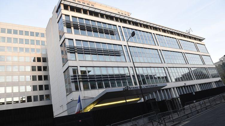 Les bureaux de la sous-direction anti-terroriste à Levallois-Perret, dans les Hauts-de-Seine. (LIONEL BONAVENTURE / AFP)
