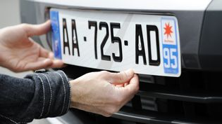 Les immatriculations de voitures neuves en France ont baissé de 1,4% en février 2014. (BERTRAND GUAY / AFP)