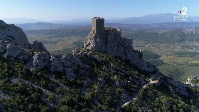Destination France : Châteaux cathares, les citadelles du vertige