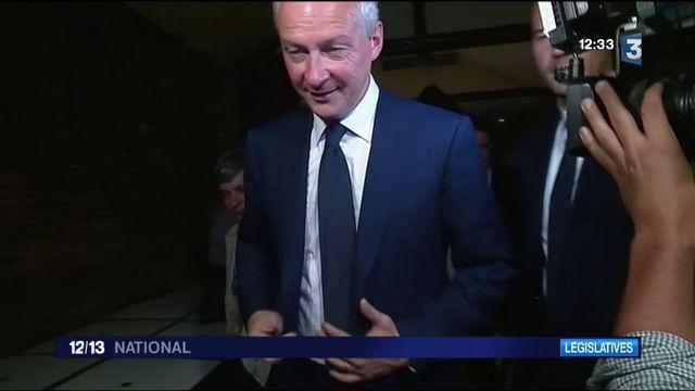 Législatives 2017 : Bruno Le Maire en tête dans l'Eure