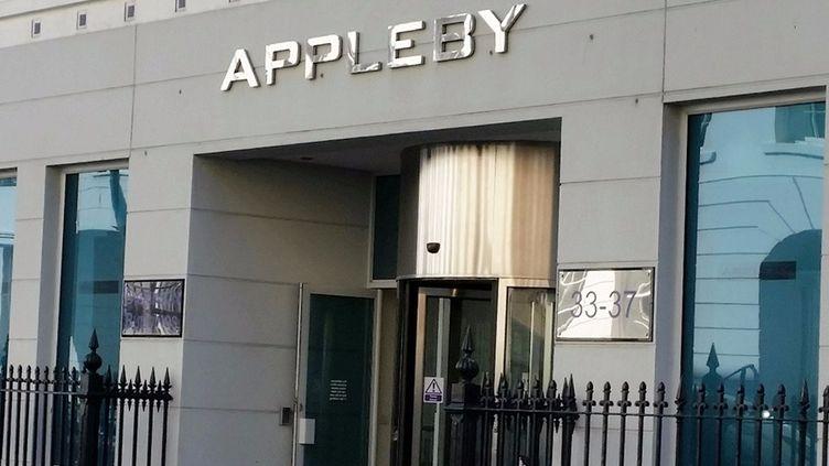 Le siège du cabinet d'avocats Appleby à l'île de Man. (DR)