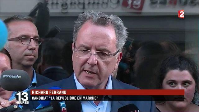 Richard Ferrand : malgré les affaires, le ministre en tête