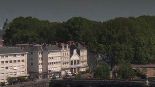 La ville d'Angers, dans le Maine-et-Loir. (FRANCE 3)
