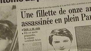 """Tueur en série : un ex-policier soupçonné d'être """"le Grêlé"""" s'est suicidé. (FRANCE 3)"""