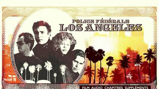 """Police fédérale Los Angeles"" : coffret DVD/Blu Ray  (Carlotta Films)"