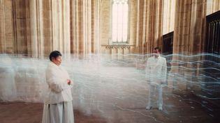 Estelle Lagarde travaille avec la surimpression d'images.  (© Estelle Lagarde, agence révélateur)