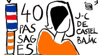 """Exposition """"40 passages"""", dessins de Jean-Charles de Castelbajac  (Jean-Charles De Castelbajac)"""