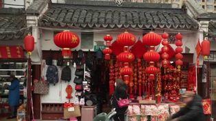Chine : forte baisse des déplacements pour le Nouvel An2021 (France 3)