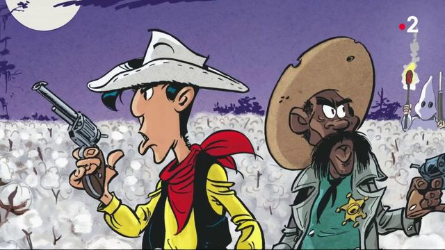 Lucky Luke : le cow-boy dans une nouvelle aventure