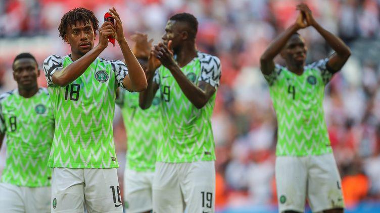 Le Nigeria ne veut pas revivre le calvaire de 2014. (TOYIN OSHODI / PRO SPORTS IMAGES LTD)