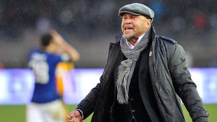 Serse Cosmi a été limogé de son poste d'entraîneur de Sienne, actuelle lanterne rouge de Série A.  (ALBERTO PIZZOLI / AFP)