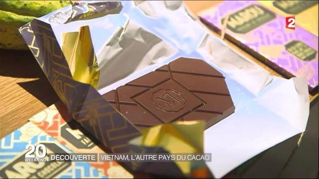 Chocolat : le pari vietnamien de deux Français