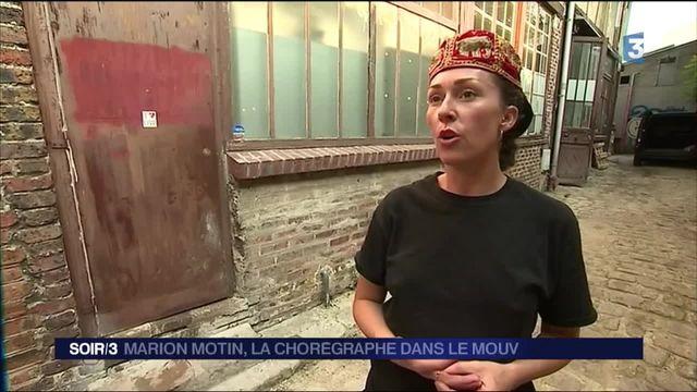 Marion Motin, la chorégraphe que les stars s'arrachent