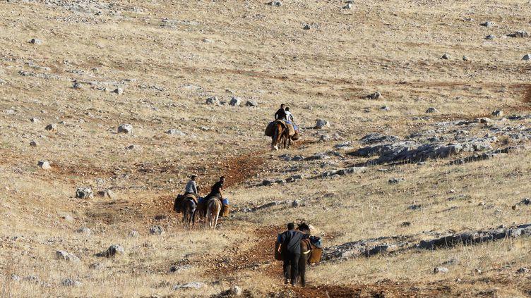Reyhanli, province turque d'Hatay lieu de passage entre al Turquie et la Syrie - 8 septembre 2014 (UMIT BEKTAS / REUTERS )