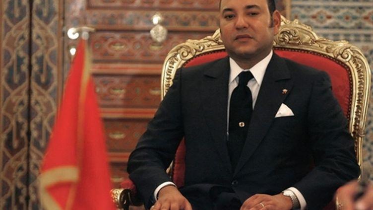 Le roi du Maroc Mohamed VI (archive) (AFP/LUDOVIC)